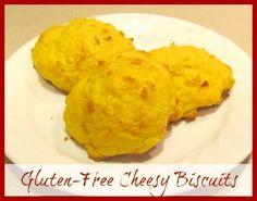 Gluten Free Cheesy Biscuits