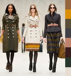 Burberry fall-winter 2012-2013