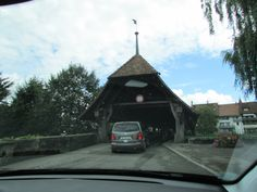 A really old bridge in Aarburg, Switzerland. Covered Bridges, Meeting New People, Us Travel, Wonderful Places, Barns, Switzerland, Trips, This Is Us, The Past