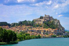 Sisteron, Alpes-de-Haute-Provence.