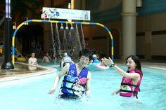 Woongjin Play City Water City, Bucheon, Korea! | 웅진플레이도시 워터도시