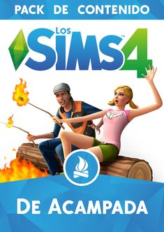The Sims 4 Outdoor Retreat is the first game pack for The Sims Go camping in the woods or rent a cabin in the new vacation world Granite Falls. Sims 4 Pack, Sims 4 Game Packs, Pack Texture, Los Sims 4 Mods, Sims 4 Expansions, Pelo Sims, Free Sims, Game Codes, Sims Games