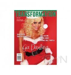 Transformation Magazine Issue 92 http://www.nicennaughty.co.uk/transformation-magazine.html