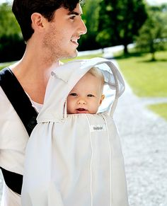 aebf2cb4ce5 Sun cover for Baby Carrier from BABYBJÖRN  MAYhemforMoms Sling Backpack