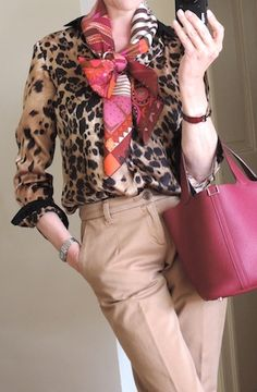 Style challenge - leopard print!