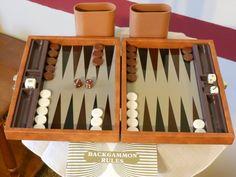 travel size backgammon game - Backgammon Game