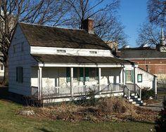 Edgar Allan Poe Cottage, Poe Park, Bronx, New York City