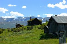 Øye, Vang, Valdres, Norway where good friends live and we visit every time we go to Norway.