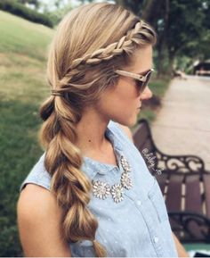 74 Best Oktoberfest Dirndl Frisuren Images On Pinterest In 2018