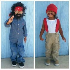 The best kid costume ever!