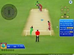 Online Cricket - Play Free At: http://flashgamesempire.blogspot.co.uk/2015/03/online-cricket.html