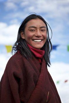 tibetan khampa kid