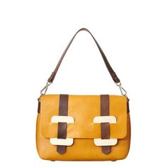 slouchy leather link rosemary bag #OrlaKiely