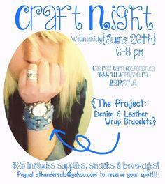 ATE Presents Craft Night