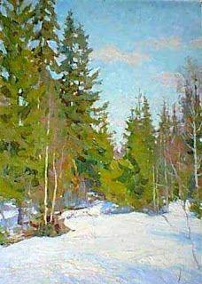 REPINART (home of russian impressionism): GALLERY#22 Soviet art part 2