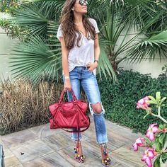 Fashion Climaxx member @fozaza rocking a simple, casual look #FCmember