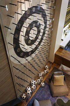 SO FUN!!!! Cool Hotels: Hotel Zetta San Francisco | Abduzeedo Design Inspiration & Tutorials
