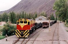 Ferrocarril General Belgrano - Wikipedia, la enciclopedia libre