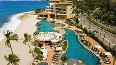 Garza Blanca Preserve Resort: Garza Blanca is one of Puerto Vallartas new luxury properties, along pretty Banderas Bay.