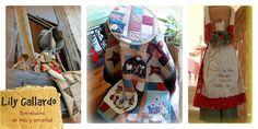 ENTRELAZOS, de tela y amistad.: RENOVAR ... SE ... Cycle Saddle Bag, Saddle Bags, Bike Bag, Room Accessories, Zara Women, Coats For Women, Tatting, Free Pattern, Crochet Slippers