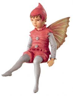Flower-Fairy Elfe Kleiner Elf (Stab)
