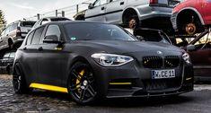 101 Modified Cars - Modified BMW M135I Bmw 120, Bavarian Motor Works, Bmw 1 Series, Modified Cars, Vehicles, Sport, Ideas, Motorbikes, Cars
