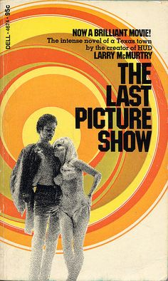The Last Picture Show, book cover