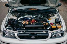 World of Subaru Imprezas Subaru Wrx Hatchback, Subaru Wrx Wagon, Subaru Impreza, New Bicycle, Motor Works, Wrx Sti, Performance Cars, Rally Car, Jdm
