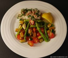Cod with Brown Shrimp an easy 5:2 Diet Recipe http://www.london-unattached.com/2014/07/cod-with-shrimps-5-2-diet/