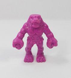 Monster In My Pocket - Series 1 - Neon Purple - 15 Karnak