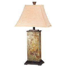 Have to have it. Kenroy Home 31202 Bennington Table Lamp - $130 @hayneedle