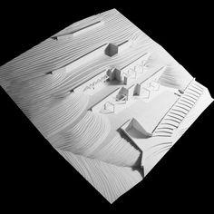 Дом на крутом рельефе от студии Dario Scanavacca Architetto. Долина Ла-Жерони в Италии |