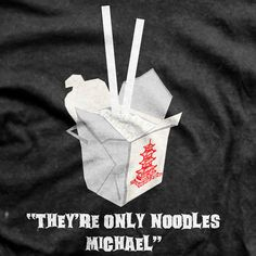 The Lost Boys  They're Only Noodles Michael Movie by MCIndustries, £13.99