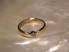 Bague Diamant 10pts Ali, Gold Rings, Wedding Rings, Jewelry, Ring, Jewlery, Bijoux, Jewerly, Ant