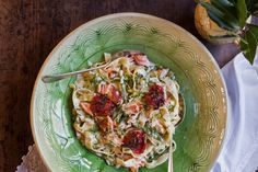 New Zealand Salmon Tagliatelle