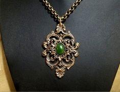 Pendant Necklace, Awesome, Jewelry, Fashion, Jewellery Making, Moda, Jewerly, Jewelery, Fashion Styles