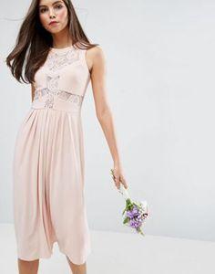 ASOS WEDDING Lace To