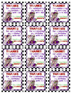 Chuck E Cheese Birthday Party Invitation diy printable Party