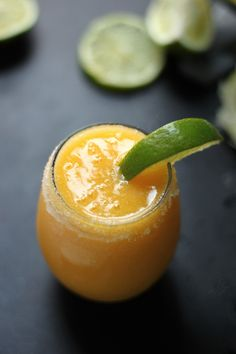 The Best Fresh Mango Margaritas