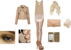"""alllll nuded up!"" by hasanbanne on Polyvore"