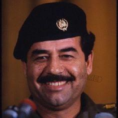 صدام حسين Iraqi President, All Presidents, Saddam Hussein, Weapon Of Mass Destruction, State Of The Union, Baghdad, North Korea, The Republic