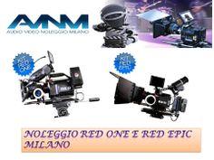 Get red one e red epic telecamera in base a noleggio da Audiovideonoleggiomilano a prezzi accessibili a milano. Si tratta di una telecamera cinematografica digitale rivoluzionario con numerosi benefici.
