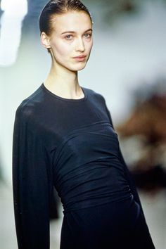 Calvin Klein Collection Fall 1998 Ready-to-Wear Accessories Photos - Vogue