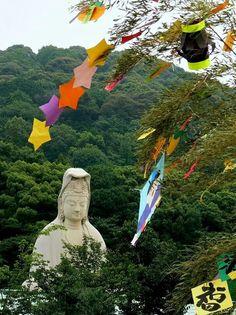 Statue of Kannon Kyoto