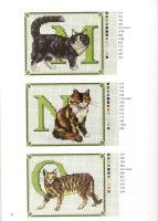 Gallery.ru / Фото #9 - Francien van Westering - Katten borduren met francien - anfisa1