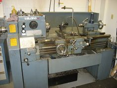 "#20 Leblond 15"" x 30"" manual engine lathe. These were excellant machines."