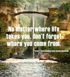 """""""No matter where life takes you, don't forget where you came from."""" ~ Record your ancestry and family stories so future generations also know they came from! Memories Quotes, Family Memories, New Quotes, Life Quotes, Qoutes, Roots Quotes, Family Genealogy, Genealogy Quotes, Spirit Quotes"""