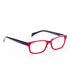 Red & Blue Nuovo Readers
