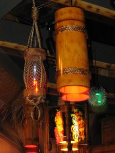 17 best images about tiki bar decor | lighting, cool lighting and bar, Reel Combo
