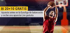 el forero jrvm y todos los bonos de deportes: bwin apuesta gratuita Live Baskonia vs Kazan eurol...